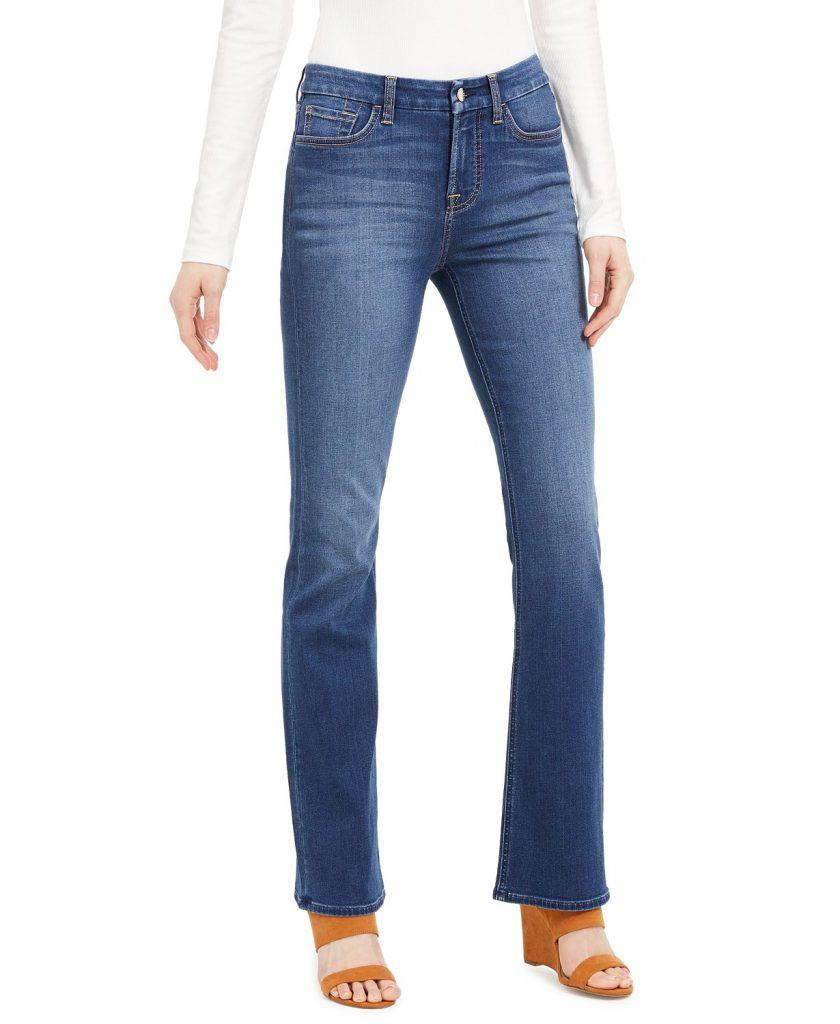 JEN7_slim_bottcut_jeans_types of jeans for women_revelle