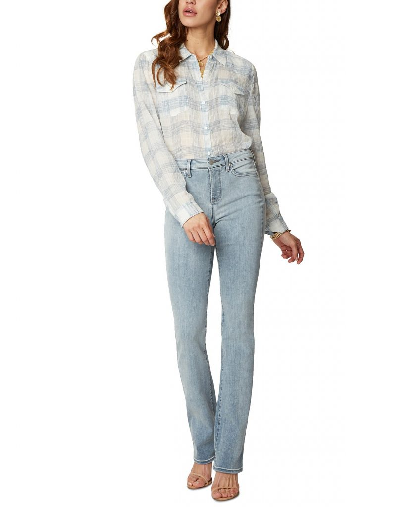 NYDJ_slim_fit_bootcut_jeans_types of jeans for women_revelle