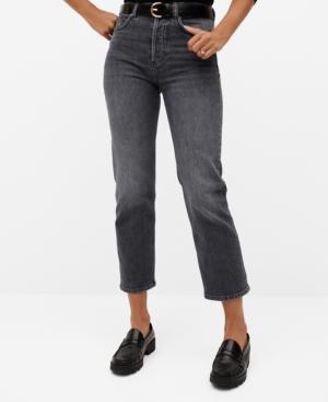 mango_womens_premium_straight_jeans_types of jeans for women_revelle