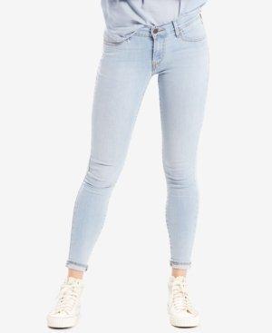 Levi's women's 710 super skinny jeans_best jeans for petite women_revelle