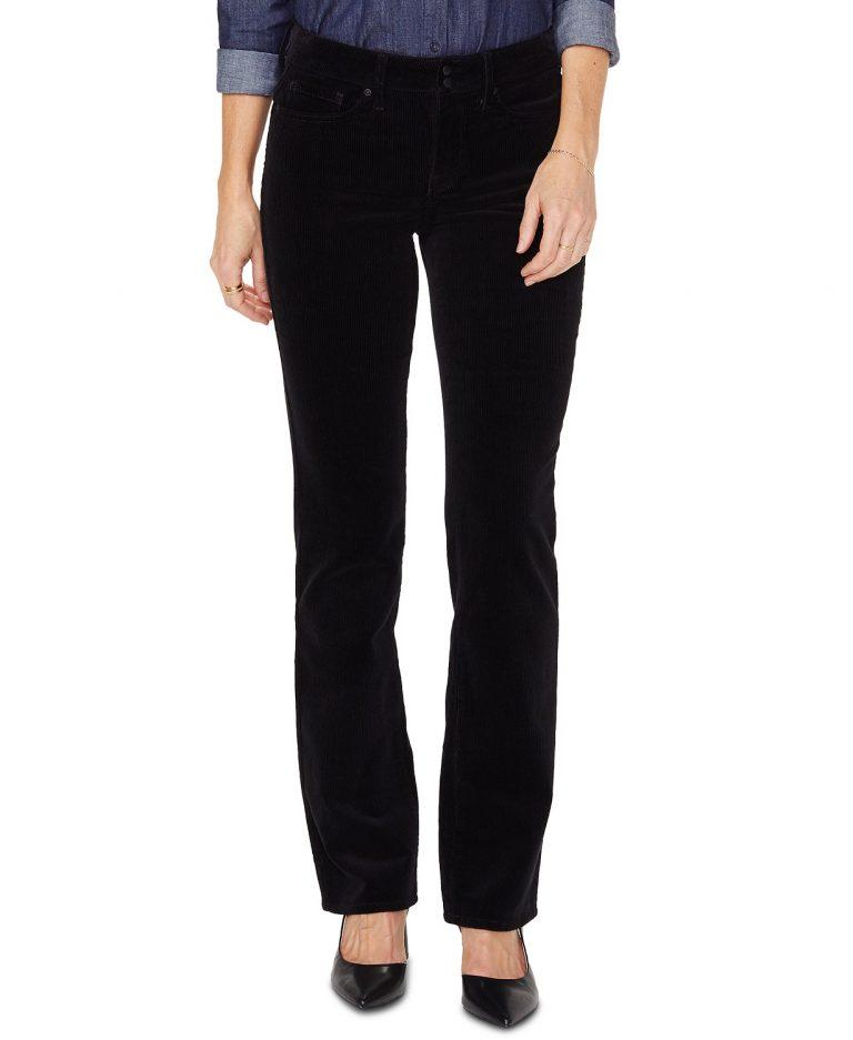 NYDJ_marilyn_straight_leg_corduroy_best jeans for tummy control_revelle