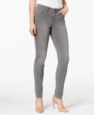 Style & Co petite curvy-fit skinny jeans_best jeans for petite women_revelle