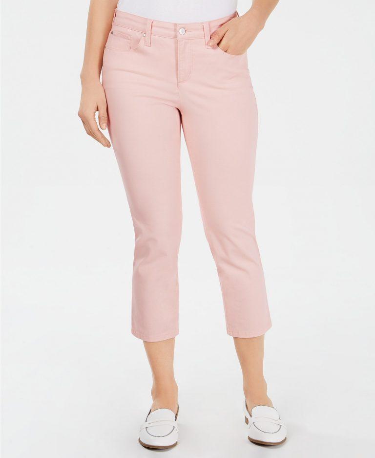charter club tummy control bristol capri jeans_best jeans for tummy control_revelle