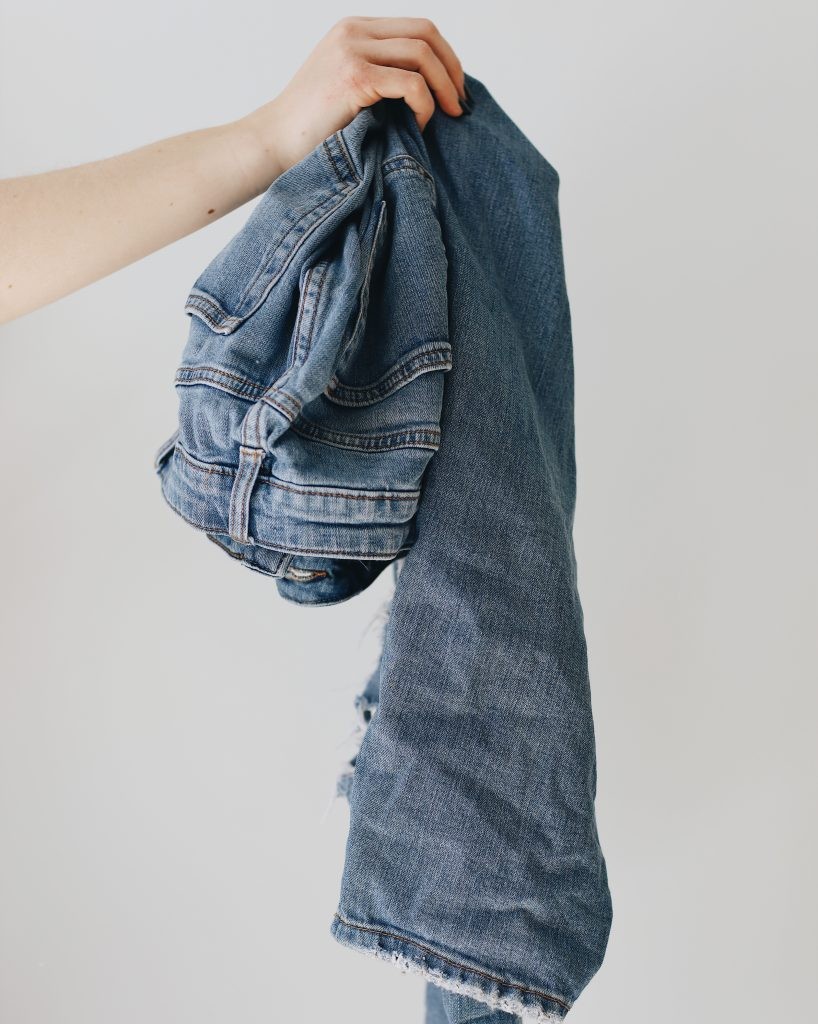 can you put jeans in the dryer_how to wash jeans_revelle