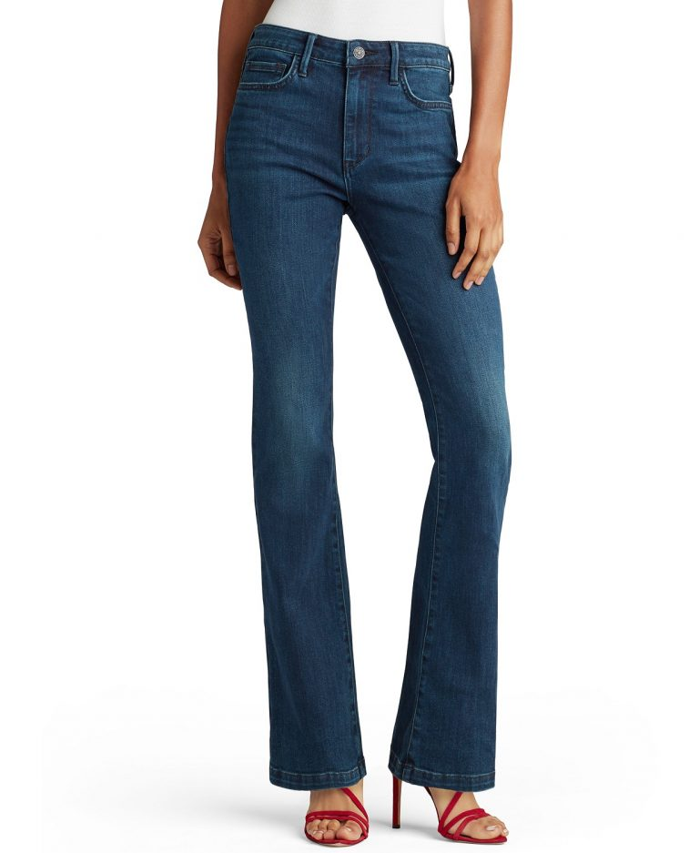 Sam_Edelman_Denim_Stiletto_Bootcut_Jeans_best jeans for women with big thighs_revelle