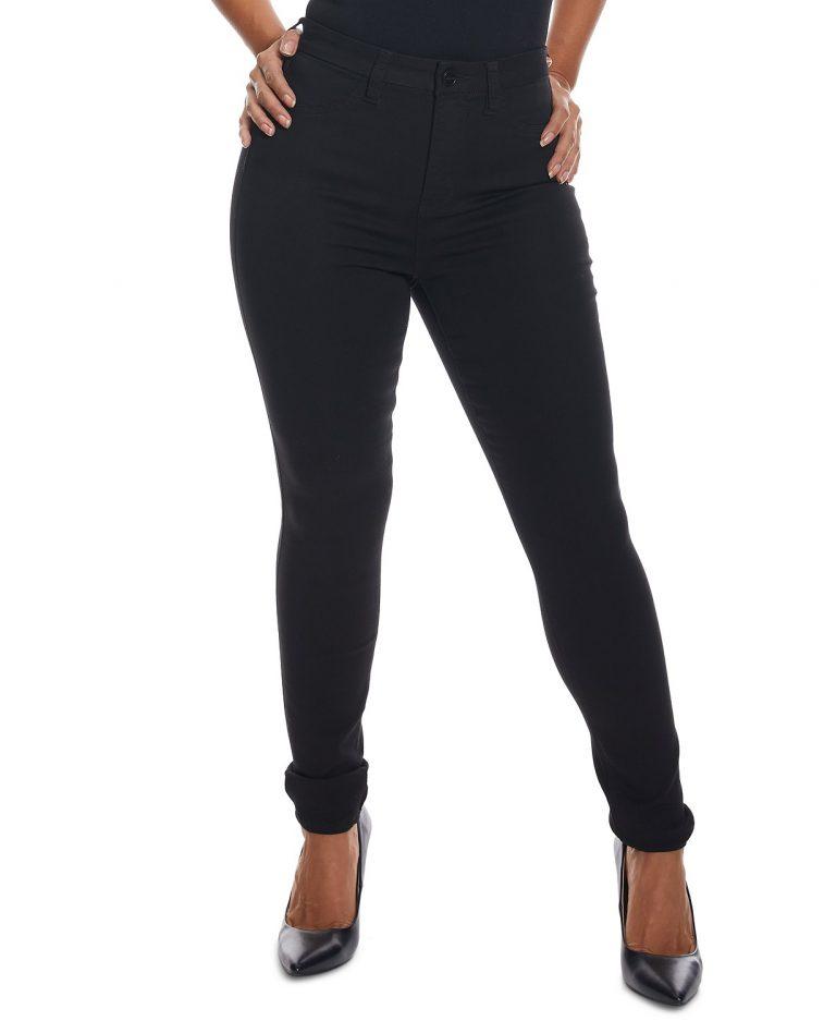 Dollhouse Juniors' Curvy-Fit High-Rise Skinny Jeans_best skinny jeans for women_revelle