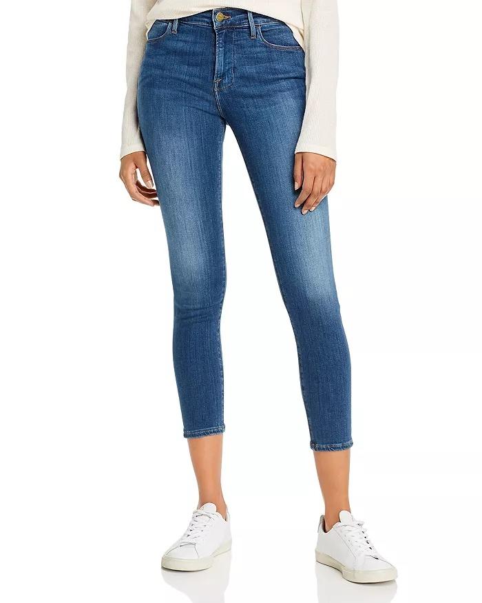Frame Le High Skinny Crop Jeans_best skinny jeans for women_revelle