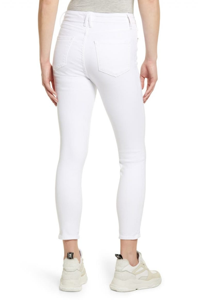 Good American Good Legs High Rise Crop Skinny Jeans_best jeans for women with no butt_revelle