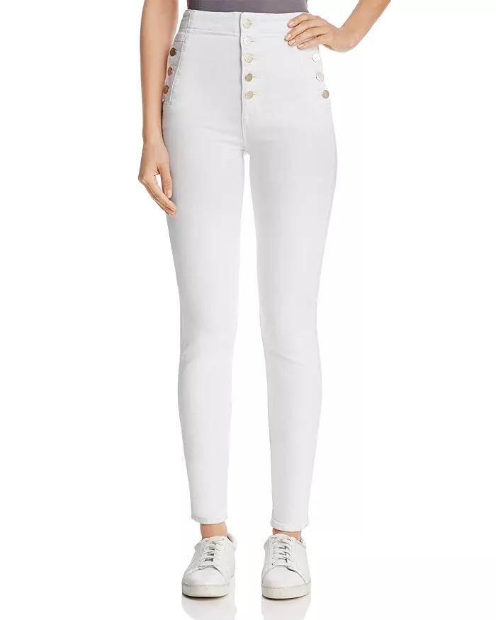 J Brand Natasha Sky-High Skinny Jeans_best skinny jeans for women_revelle