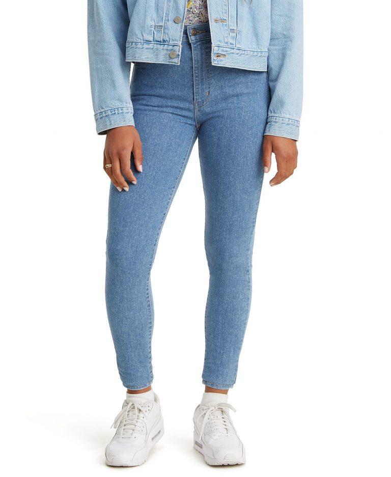 Levi's Women's Mile High Super Skinny Jeans_best skinny jeans for women_revelle