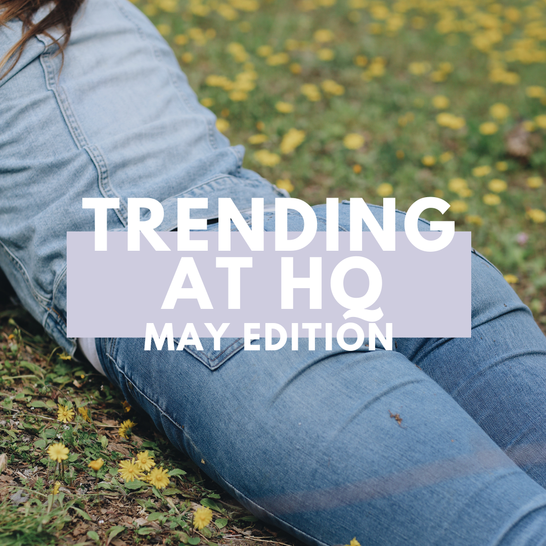 7 Things The Revelle HQ Is Buzzing About This Month [May]