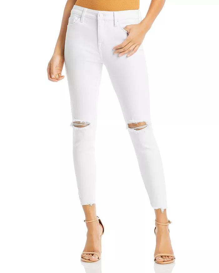 Pistola Audrey Distressed Skinny Jeans_best skinny jeans for women_revelle