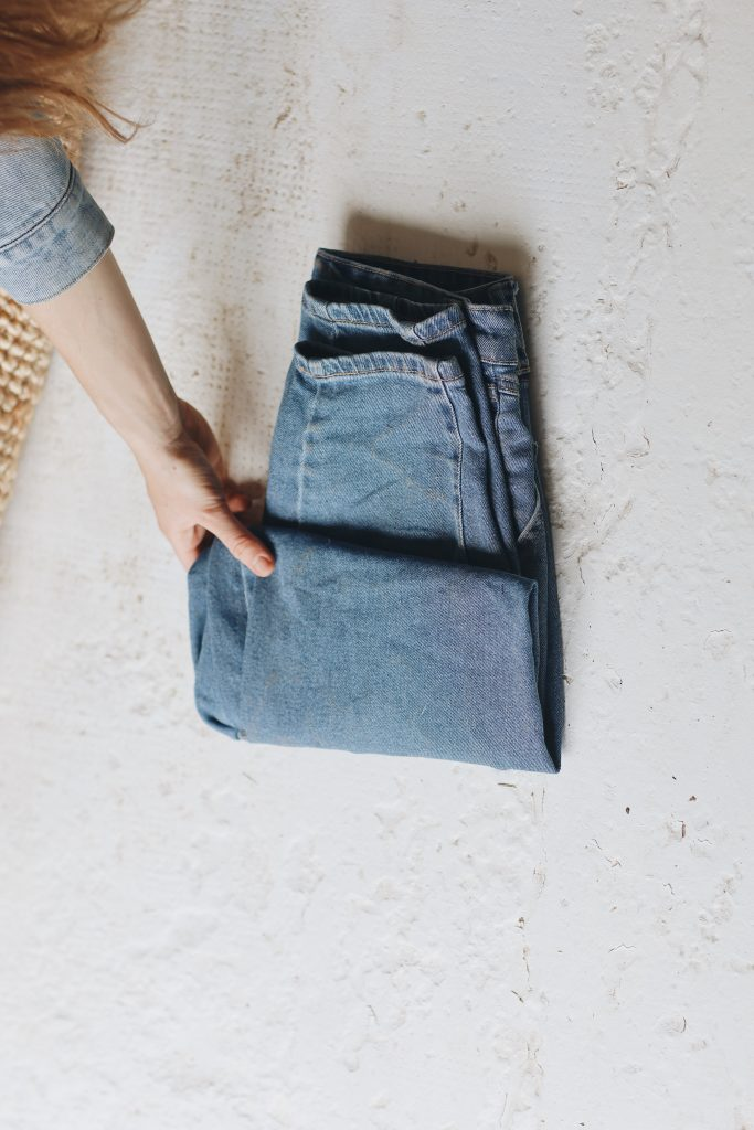 how to fold jeans_save space_7_revelle