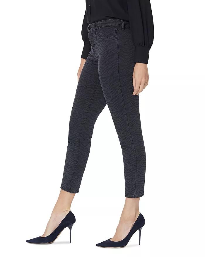 NYDJ Alina Ankle Jeggings_animal print jeans_revelle
