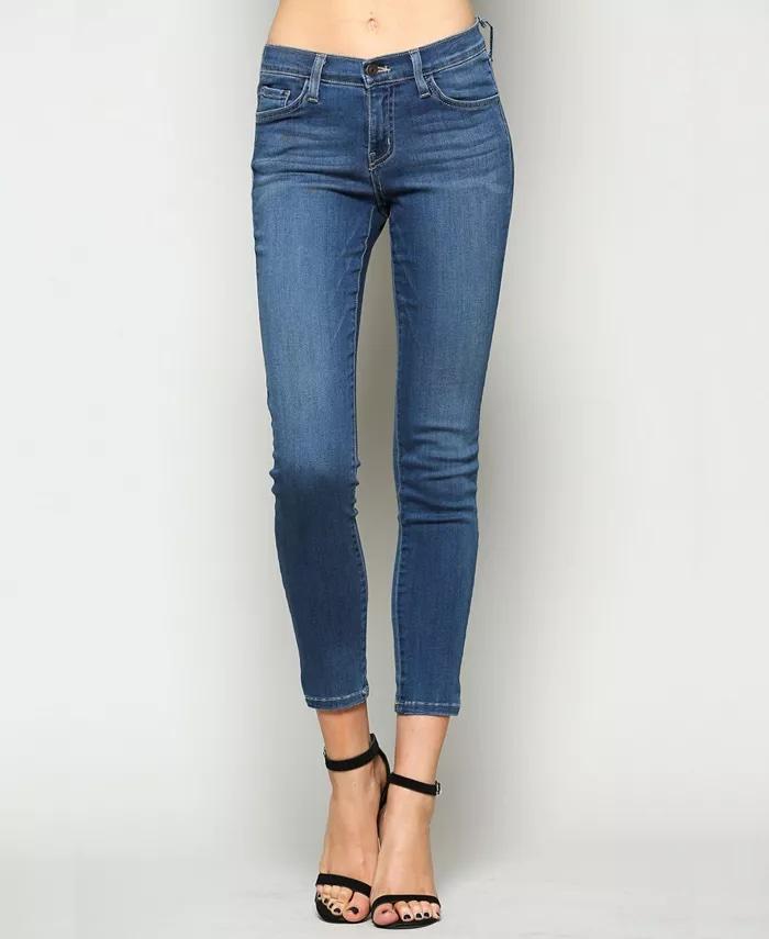 Flying Monkey Mid-Rise Xtra Lycra Super Soft Ankle Skinny Jeans_best jeans under 100_revelle