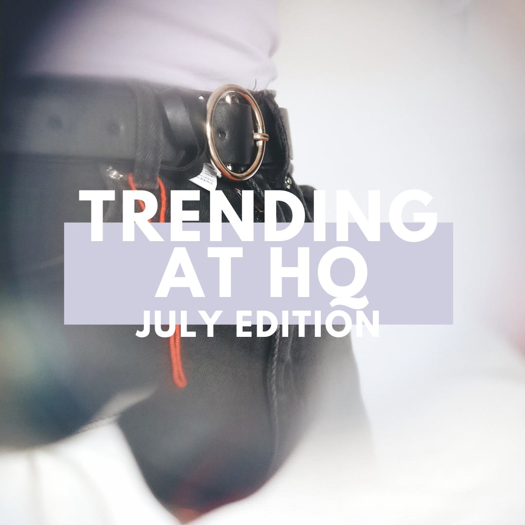 7 Things The Revelle HQ Is Buzzing About This Month [July]
