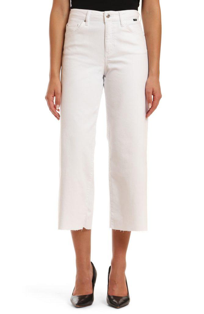 Mavi Bodrum High-Waist Crop Wide-Leg Jeans_best jeans under 100_revelle
