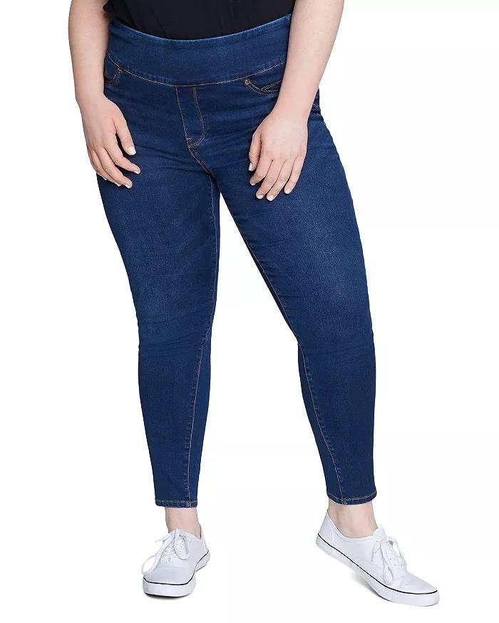 Seven7 Jeans Plus Tummy Toner Skinny Jeans_comfortable jeans for women_revelle