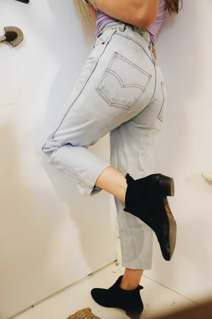 best jeans for ankle boots_revelle