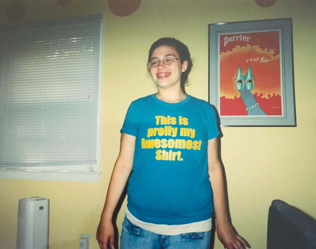 teenage girl smiling_katie paganelli_revelle